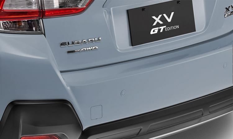 สเกิร์ตหลังใหม่ Subaru XV GT Edition