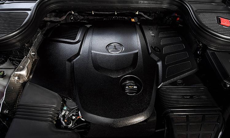 เครื่องยนต์ Mercedes-Benz GLS 350d 4MATIC