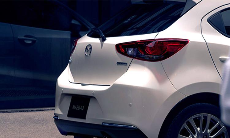 ไฟท้าย Mazda 2 Minorchange