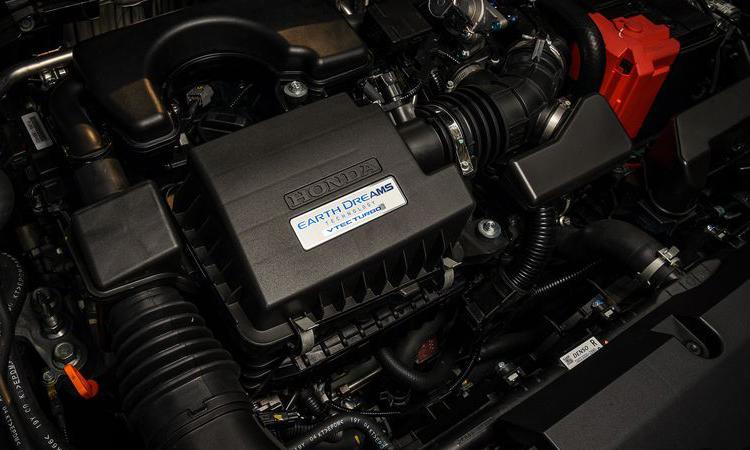 เครื่องยนต์ Honda City