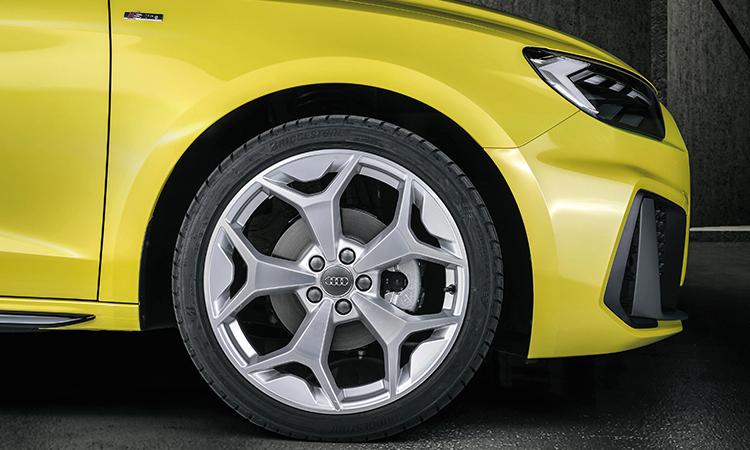 ล้อแม็ก Audi A1 Sportback