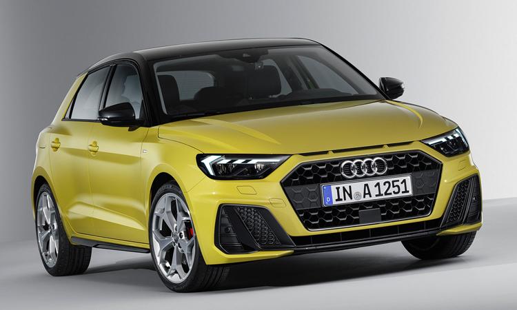 ราคา ตารางผ่อนดาวน์ Audi A1 Sportback