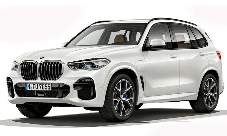 ราคา ตารางผ่อนดาวน์ BMW X5 xDrive45e (Plug-in Hybrid)