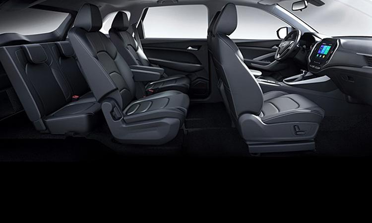 เบาะนั่ง Chevrolet Captiva 2020