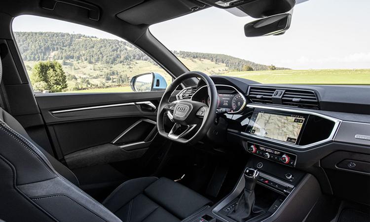ด้านใน All NEW Audi Q3 Sportback
