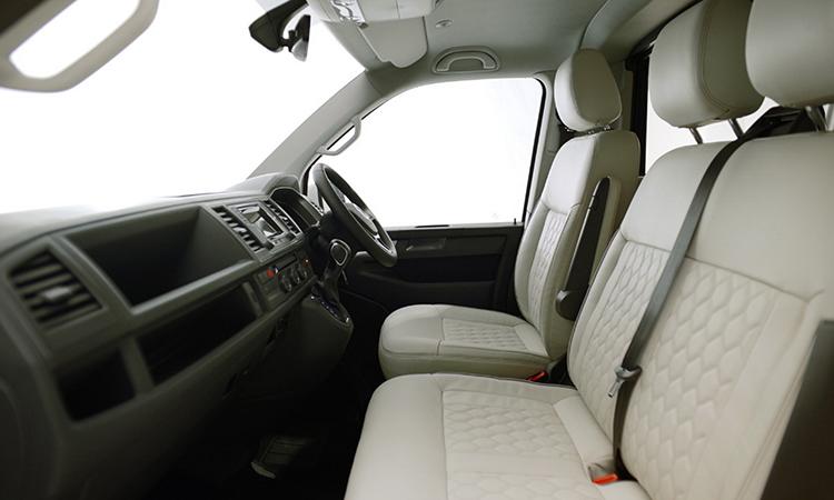 เบาะคู่หน้า Volkswagen Caravelle Thaiyarnyon T69