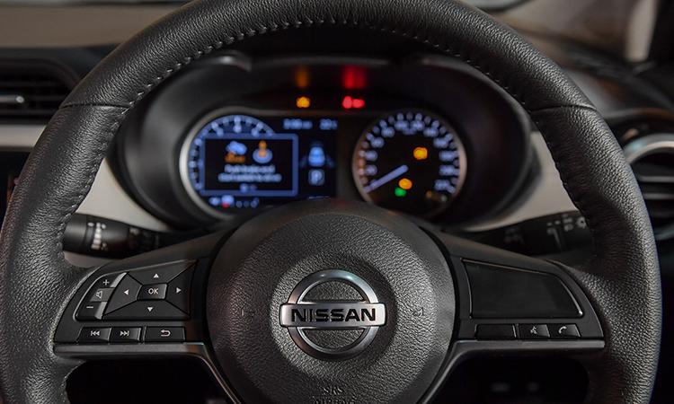 พวงมาลัย All NEW Nissan ALMERA 1.0 TURBO