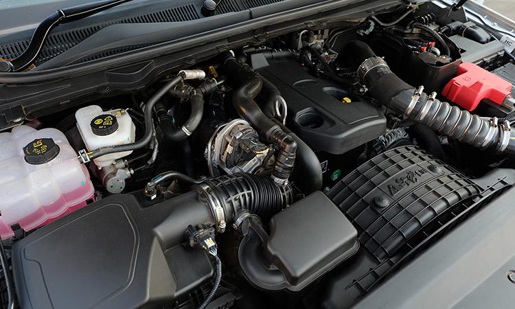เครื่องยนต์ Ford EVEREST SPORT 2.0 TURBO 4×2 10AT