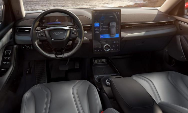 ภายใน Ford Mustang Mach-E