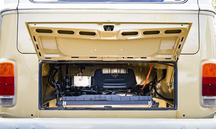 เครื่องยนต์ Volkswagen Type 2 Bus 1972 EV 100%