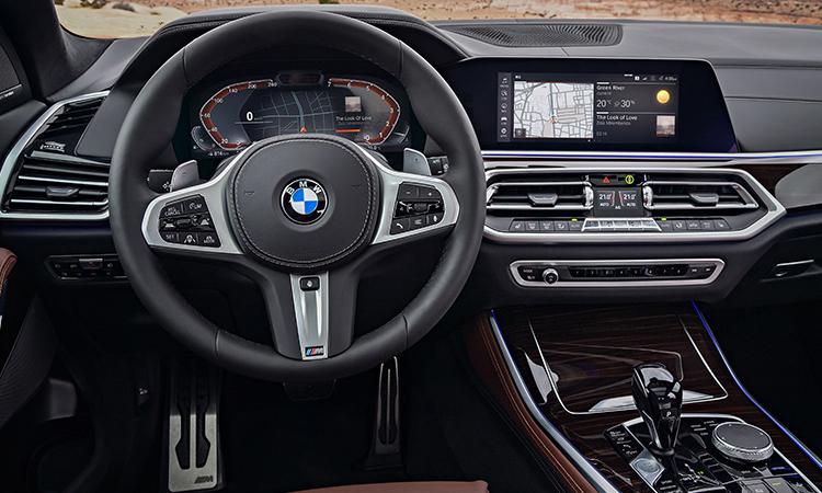 พวงมาลัย BMW X5 xDrive45e (Plug-in Hybrid)