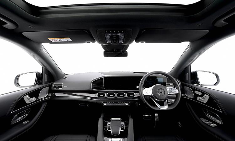 ภายใน Mercedes-Benz GLS 350d 4MATIC