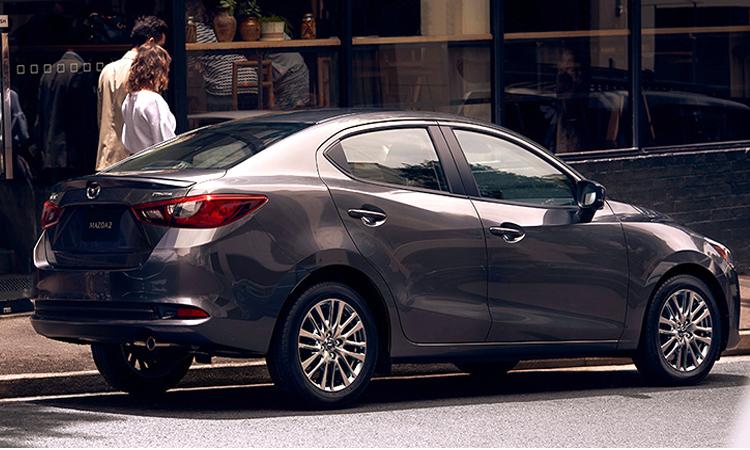 Mazda 2 Minorchange
