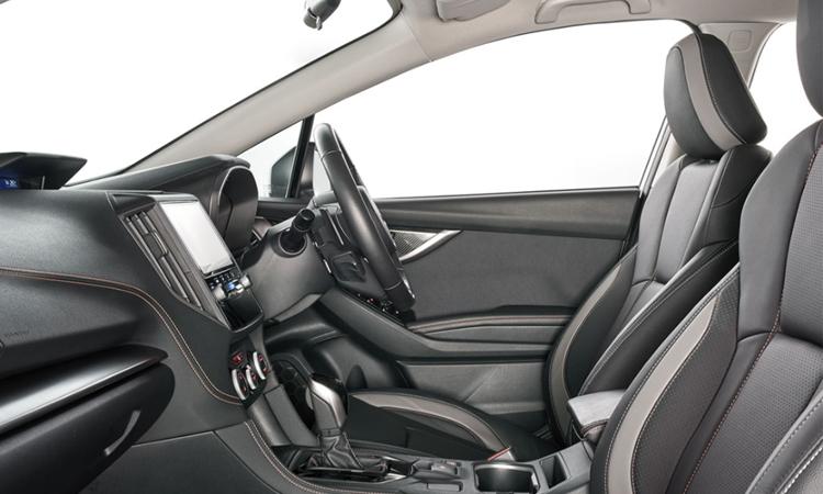 ภายใน Subaru XV GT Edition