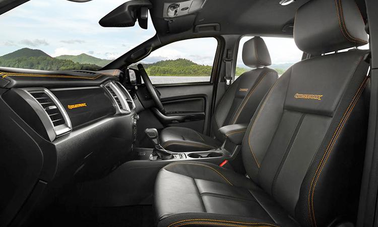 เบาะ Ford Ranger 2.0 Bi-Turbo Wildtrak X 4WD 10AT