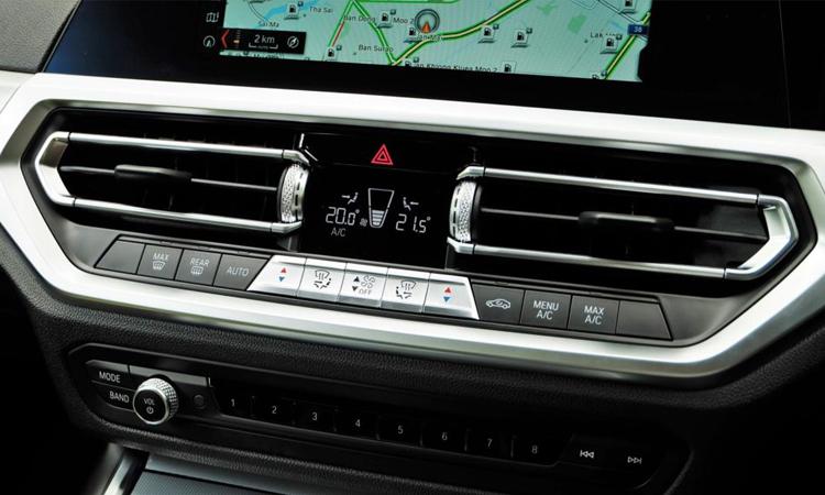 ช่องแอร์ All NEW BMW 320d Sport (G20)