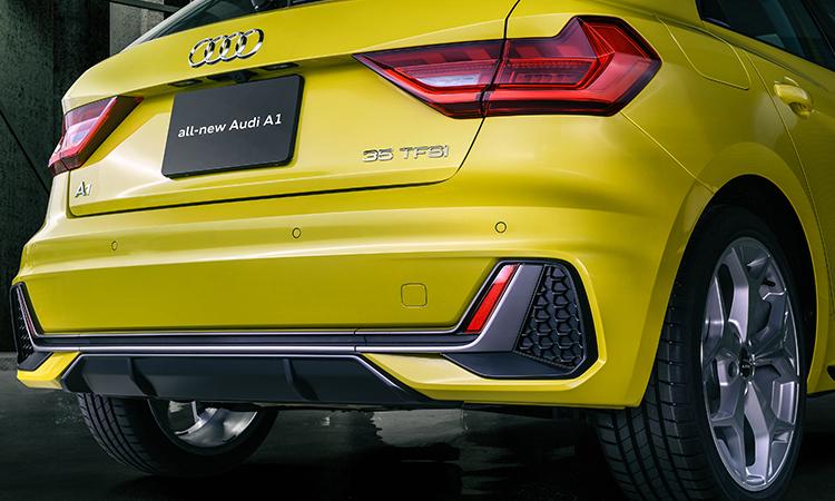 ้าย Audi A1 Sportback