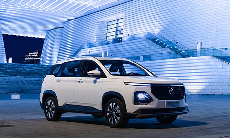 Chevrolet Captiva 2020 ไมเนอร์เชนจ์ เวอร์ชั่นในจีน