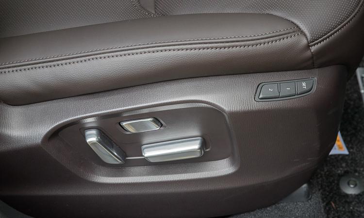 ที่ปรับเบาะ All NEW Mazda CX-8