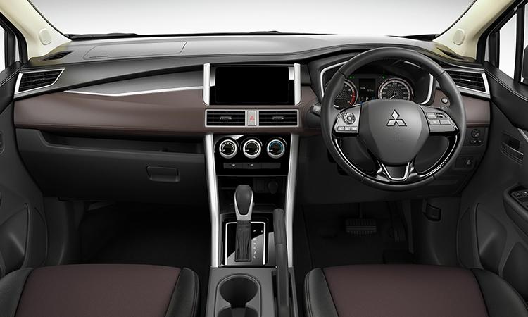 ภายใน Mitsubishi Xpander CROSS