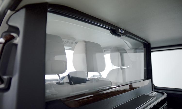 ที่กั้นห้องโดยสาร Volkswagen Caravelle Thaiyarnyon T69