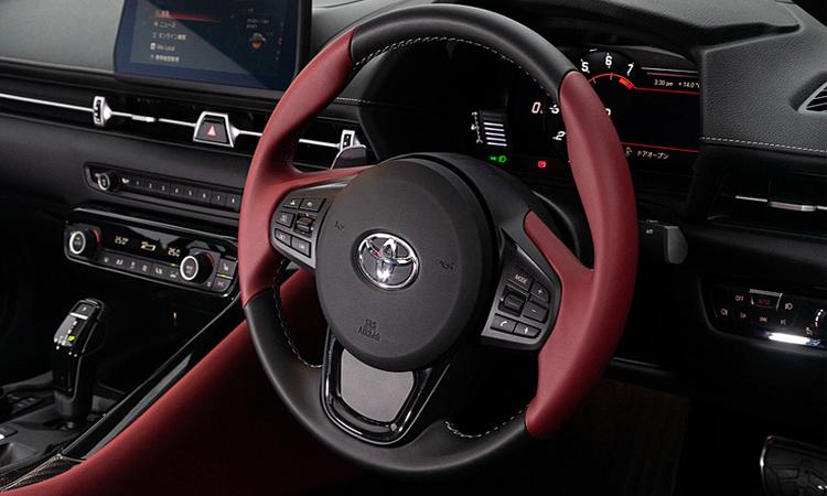พวงมาลัย All NEW Toyota GR Supra
