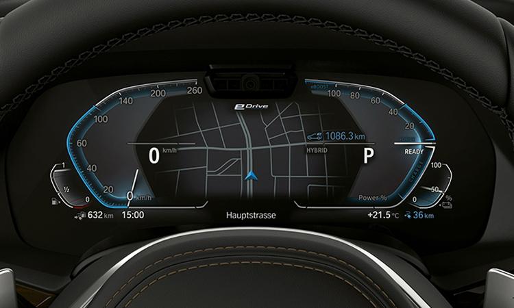 เรือนไมล์ BMW X5 xDrive45e (Plug-in Hybrid)