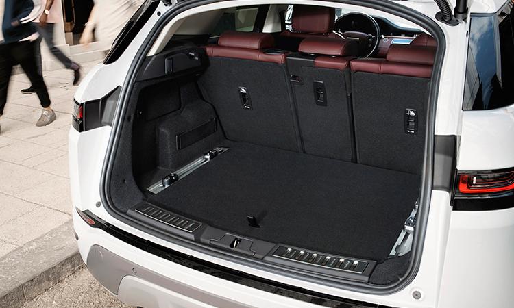 ที่เก็บองด้านหลัง Range Rover EVOQUE (Plug-in Hybrid)