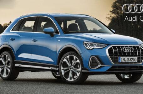 All NEW Audi Q3 ราคา 2,299,000 – 2,499,000 บาท (นำเข้า CBU)