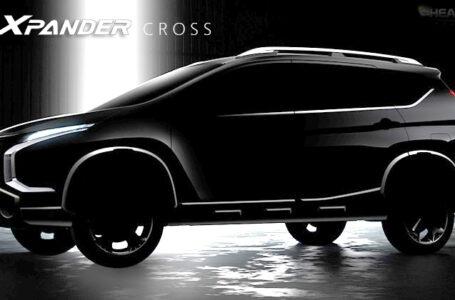 Mitsubishi Xpander Cross ที่เตรียมเปิดตัวในตลาดอินโดนีเซีย