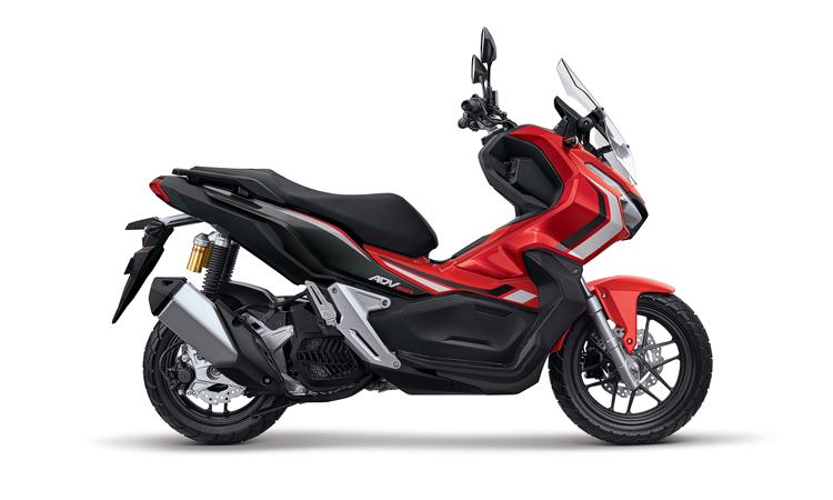 แดง-ดำ-honda-adv-150