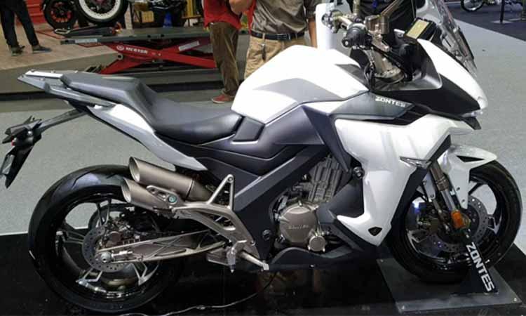 Zontes 310X 1