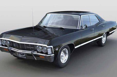 Chevrolet Impalaซีดานไซส์ใหญ่สัญชาติอเมริกา ต้นแบบรถยนต์สไตล์เรโทร