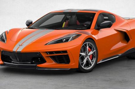 Corvette 2020 กับเครื่องยนต์ขนาดกลาง ใหม่ ขายหมดไปเป็นที่เรียบร้อย
