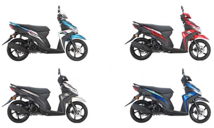 Yamaha Ego Solariz