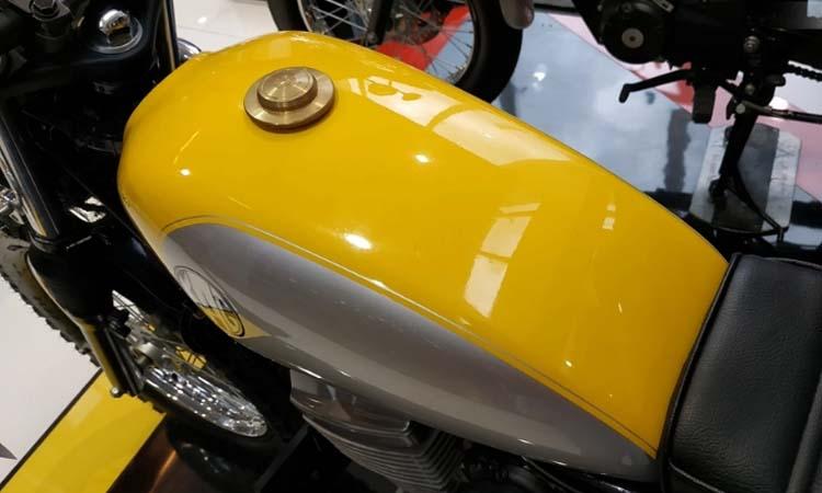 Honda Verza 150 Bobber
