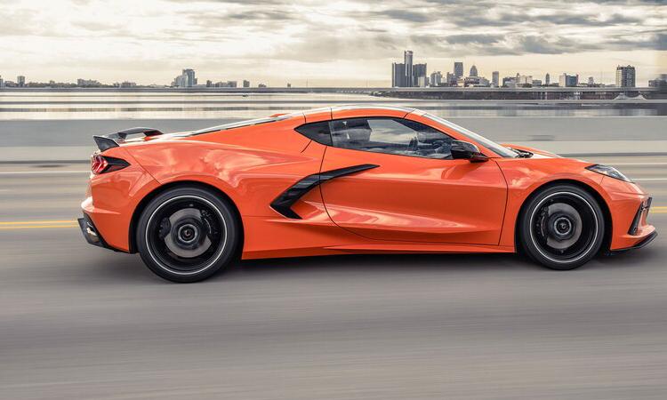 Corvette 2020