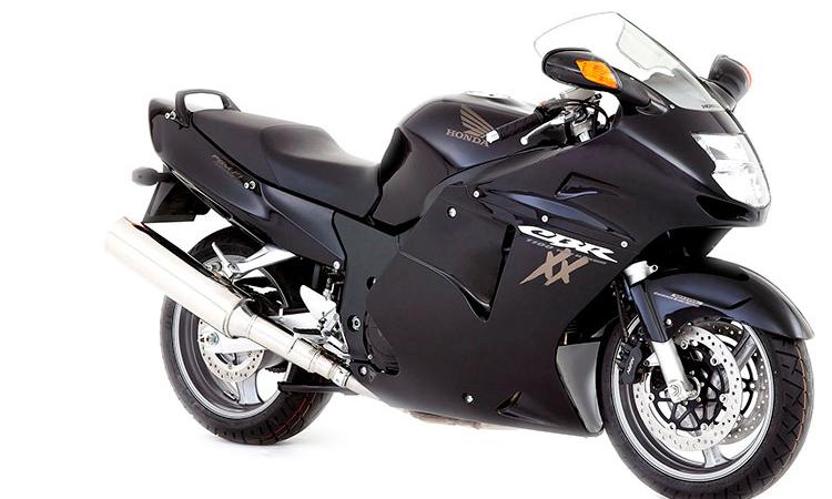 All New CBR1100XX Super Blackbird