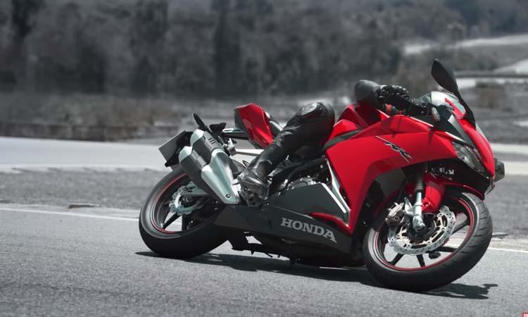 Honda CBR250RR Minor Change