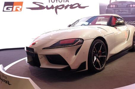 เปิดตัว All-New Toyota GR Supra รุ่น RZ ในไทย ราคาพิเศษ 4.99 ล้านบาท