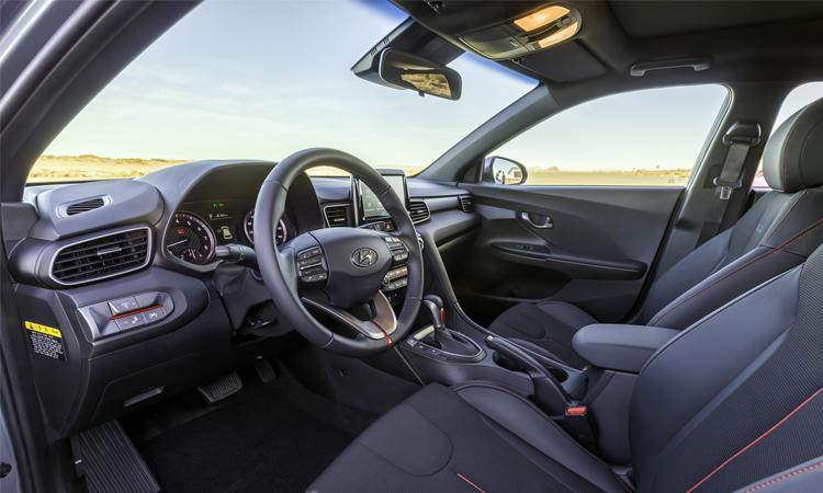Hyundai Veloster Turbo