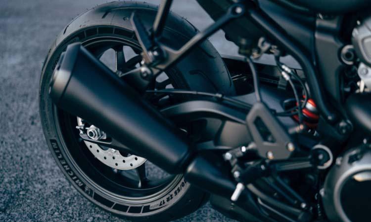 Harley-Davidson Bronx 975