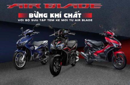 ฤกษ์ดี New Honda AIR BLADE X 150cc เตรียมเปิดตัววันที่ 15 ธ.ค.
