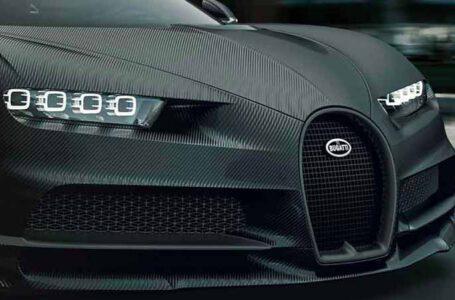 Chiron Noire กับราคาที่แพงเป็นพิเศษ สนนราคา 100 ล้านบาท