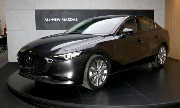 Mazda ยิ้มได้อย่างไม่อายใครกับยอดจองรถในงาน Motor Expo 2019 ที่พุ่งไปถึง เกือบ 4,000 คัน 1