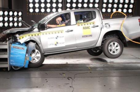 Mitsubishi L200คว้า 0 ดาวเรื่องความปลอดภัยกับรถกระบะไร้ถุงลมนิรภัย
