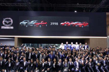 Mazda ยิ้มได้อย่างไม่อายใครกับยอดจองรถในงาน Motor Expo 2019 ที่พุ่งไปถึง เกือบ 4,000 คัน