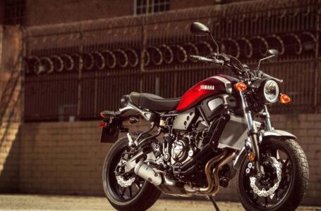 มีแวว Yamaha XSR300 ออกมาโชว์ตัวช่วง 2020