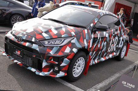 Toyota GR Yarisจ่อเปิดตัวที่โตเกียวช่วงเดือนมกราคมนี้