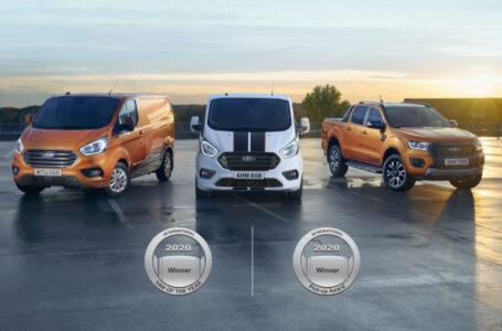 อีกหนึ่งความน่าภูมิจาก Ford Ranger ที่ได้รับรางวัลรถกระบะยอดเยี่ยมแห่งโลกปี 2020